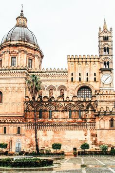 Palermo in Sicily; 23 Amazing Places You Must Include On Your Italian Road Trip - Hand Luggage Only - Travel, Food & Home Blog