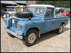 1966 Land Rover Series llA 109 Pickup