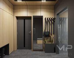 INTERIOR | Dom w Wodzisławiu Śląskim - Hol / przedpokój, styl nowoczesny - zdjęcie od Manufaktura Projektów