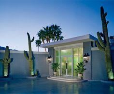 Private residential estate in Palm Springs, CA