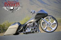 Hatred Customs Bagger | Baddest Bagger in Daytona