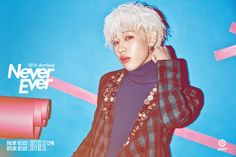 """GOT7's BamBam Features In Final Set Of Individual Photos For """"Never Ever"""" 