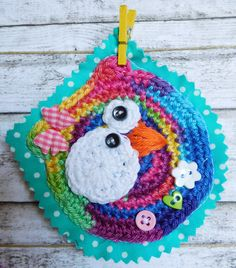 pin owl crochet creative