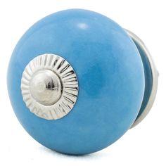 Möbelknopf türkisblau Durchmesser 3,8/4cm Machen Sie Ihre Welt ein wenig bunter !!! Peppen Sie Ihre langweiligen Kommoden und Schränke mit unseren farbenfrohen Möbelknöpfen...