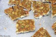 Pumpkin Seed Brittle: Candy Recipe