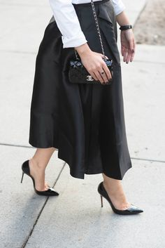 Coco and Vera | Fashion Blog | Women's Guide to Adding Parisian Je Ne Sais Quoi to Everyday Life #chanel #christianlouboutin