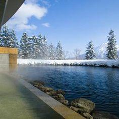 Hilton Niseko Village Hotel, nestled at the foot of Niseko Annupuri Mountain. Japan Ski Resorts, Niseko Japan, Village Hotel, Beautiful World, Hong Kong, Life Is Good, Things To Do, Waterfall, Asia