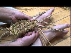 小学生向け草鞋の作り方②