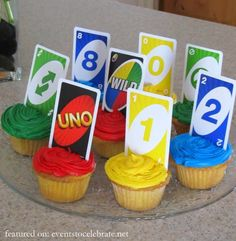 Uno First Birthday Party - Perfect for a 1st Birthday!! - eventstocelebrate.net