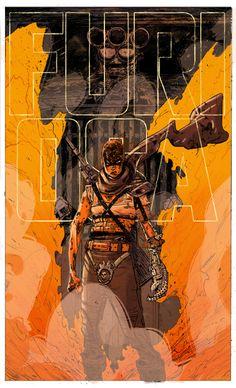 Imperator Furiosa - Mad Max: Fury Road - Ricardo Lopez Ortiz
