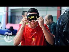 Blind Soccer in Brazil | The New York Times - YouTube