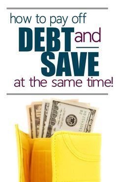 Do you have debt and no savings? Well, this 6 step plan will help you pay off debt and save money at the same time. Read for more info so you can get a handle on your finances today. Save money and get out of debt! #PersonalFinance #budget #FinancialFreedom #savemoney