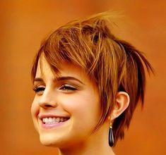corte de pelo para cabello corto