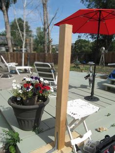 DIY Pool Cover Remover and Putter Onner, : 19 Steps (with Pictures) - Instructables Pool Cover Roller, Solar Cover, Broom Handle, Safety Cover, Diy Pool, Backyard, Patio, Solar Led, Swimming Pools