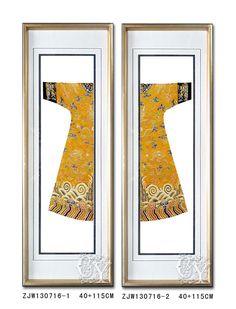 新中式风格主义 意境装饰挂画图片素材 软...