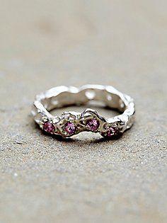 Sunken Stones Ring