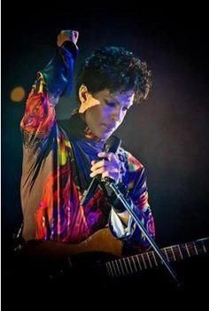 Prince Singer | All About Prince: UK Singer Delilah Talks Prince