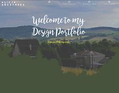 """Check out new work on my @Behance portfolio: """"Portfolio Website"""" http://be.net/gallery/48577739/Portfolio-Website"""