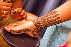 Henna. Photo via Divya Vithika
