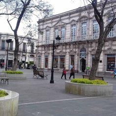 Sanborns, centro histórico, Aguascalientes, México   By Botanita Mena