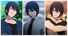 "- The edition of ""Precurr All Stars DX"" Anime Oc, Sad Anime, Otaku Anime, Character Art, Character Design, Boys Anime, Naruto E Boruto, Cute Anime Pics, Estilo Anime"