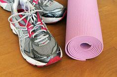 Laufen und Yoga - Die perfekte Kombination | Projekt: Gesund leben | Blog über Ernährung, Bewegung und Entspannung