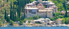Book Now and Save - Explore Historic Halkidiki in Greece : Steeped in thousands of years of history and showcasing striking natural landscapes, Greece's Halkidiki Peninsula draws travelers to its extensive beaches and historic landmarks. Here, the sandy seashores and cliffs of the Aegean coastline sweep to oak- and pine-covered mountains in the interior. Among Halkidiki's extraordinary destinations is the Orthodox monastery complex of Mount Athos, declared a World Heritage Site by UNESCO in…