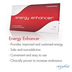 Our #EnergyEnhancer patches provide you with long-lasting energy without the dangerous side effects of other energy #supplements. These patches are safe, non-addictive, and easy to use. Discover what #LifeWave patches can do for you!  #PoweredByLifeWave #Energy #Healthy
