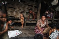 PHOTO: Rohingya slum in Sittwe 2012 3. #Birma #Burma #HumanRights #Myanmar #Rohingya #Sittwe