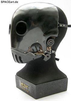 Hellboy: Kroenen Maske - WWII Special Edition, Fertig-Modell ... http://spaceart.de/produkte/hlb004.php