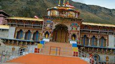 Badrinath Temple -  Uttarakhand, India.
