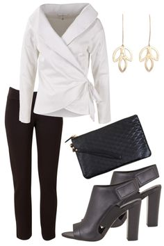 Office To Drinks Outfit includes bird keepers, bird keepers by design, and RMK at Birdsnest Fashion