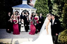 Our bridal party picture  #weddingphotgraphyideas  abellastudios.com