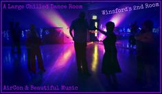 This our loved chilled room, more like a Weekender Blues Room - Playing, Blues, Slower Swing, Soft Rock, WCS tracks, Tango & much much more to play with... www.revolutiondance.co.uk