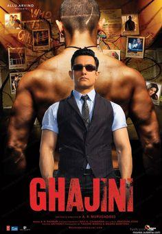 Aamir khan GHAJİNİ