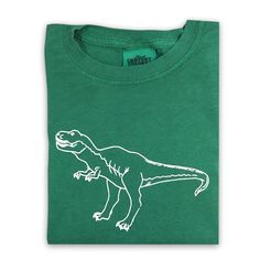 We have a new favorite brand for you and this one is a no-brainer - easy to wear, easy to style, easy to wash! Short Sleeve Tee, Short Sleeves, Line Illustration, Comfort Colors, Dye T Shirt, Green Shorts, Instagram Shop, T Rex, Kids Wear