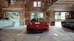 Ultimate Man Cave, Ultimate Garage, Detached Garage, Luxury Homes, Garage Loft, Garage House, Dream Garage, Car Garage, Garage Workshop