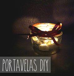 Portavelas DIY