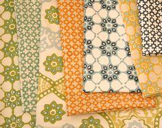 Beautiful Galbraith & Paul fabrics - gorgeous natural colours and designs