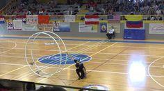 Matthias Reich (SUI) - World Championships in Wheel Gymnastics 2015 - Se...