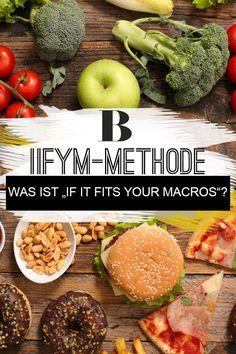 """IIFYM: Was ist """"If it fits your macros""""? Du möchtest auf die Ernährung achten, hast aber keine Lust dich einzuschränken? Alles ist erlaubt, das zeigt IIFYM (""""If it fits your macros""""). #ernährung #diät #abnehmen #gesund Atkins, Macros, Fruit, Fitness, Food, Blouses, Hay Diet, Losing Weight, Health"""