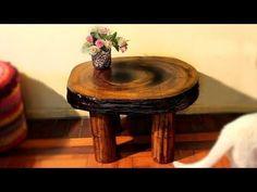 Textura Madeira em  Cano PVC - YouTube