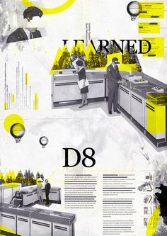D8/Dotto (Learned)   Issue 3 by Super8 Magazine , via Behance