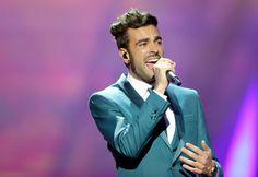 Marco Mengoni settimo classificato all'Eurovision Song Contest. Foto e Video della sua esibizione