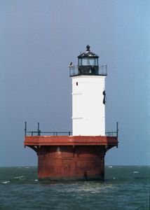 Solomon's Lump Lighthouse Maryland