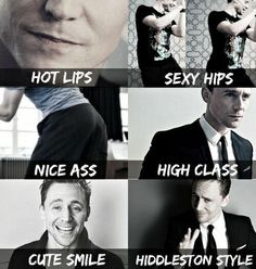 Tom Hiddleston. Via Twitter. @bayanshehadeh @jaylinjones167