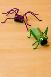 Not just a craft, a whole lesson plan and not just for preschoolers either.