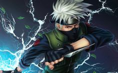 Kakashi Hatake - Naruto wallpaper