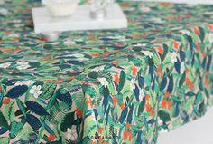 Hawaii Fabric Hawaii Pattern 44x35 100% Cotton 20s by KoreaBacol