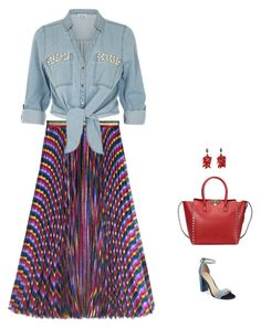 """""""casual elegance"""" by candynena228 ❤ liked on Polyvore featuring Gucci, ZAK, GUESS, Valentino and Marni"""